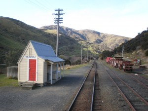 Hindon: Otago Rail Trail: Tairei Gorge Train