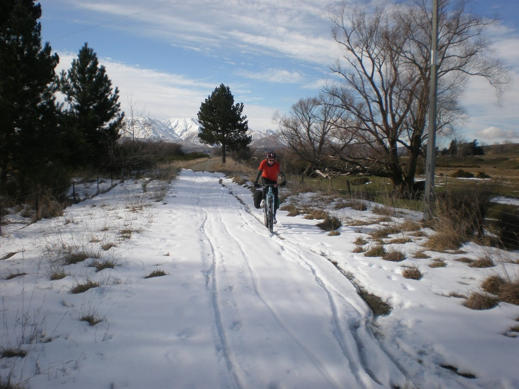 Central Otago Rail Trail: Winter Adventure