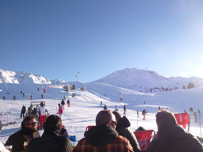 Don't Fear The Reaper : La Plagne Part II