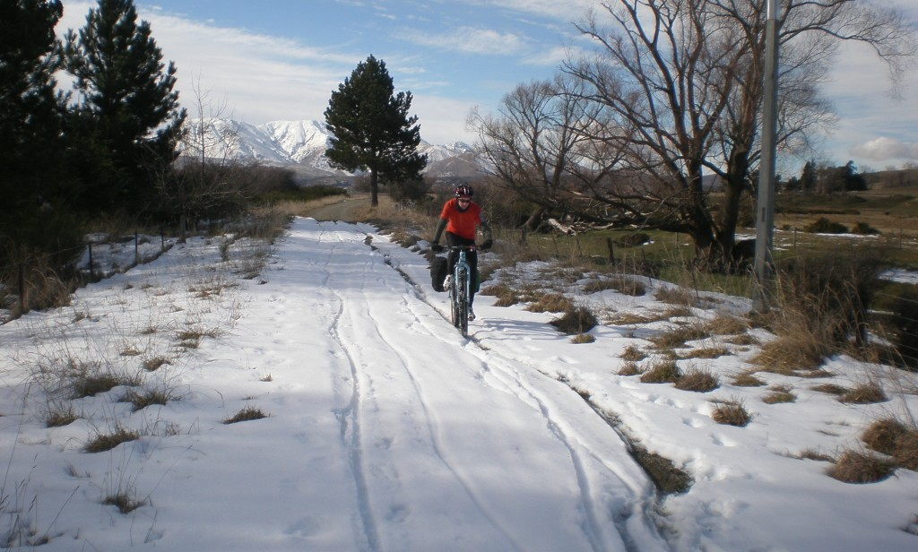 Otago Central Rail Trail – A Winter Adventure